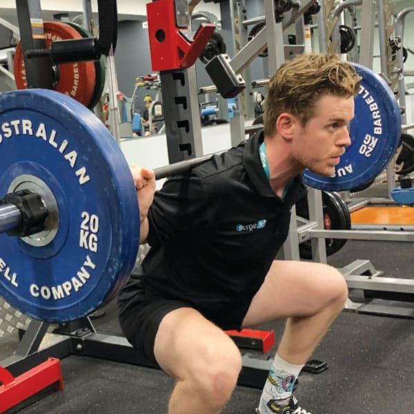 Gym WA Personal Trainer Wanneroo Sam Norcliffe
