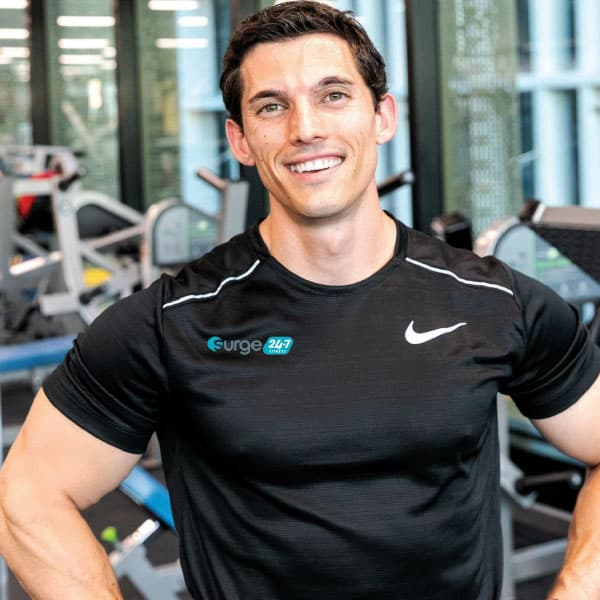 Gym WA Personal Trainer Perth CBD James Elliot