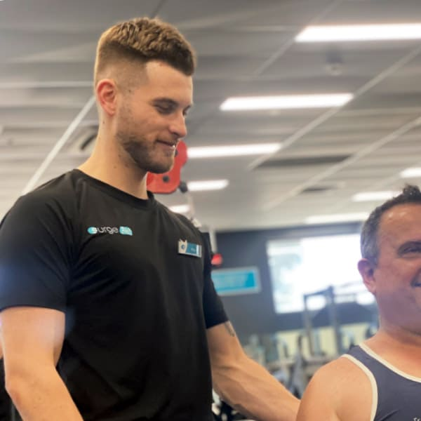 Gym WA Personal Trainer Clarkson Rhys Creigh-Smith