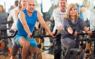 STAYING FIT IN THE CORPORATE WORLD