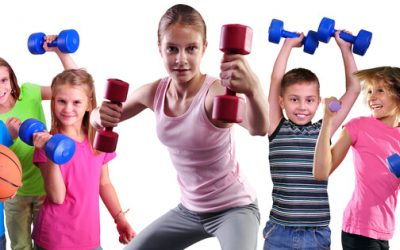 KEEP YOUR KIDS HEALTHY AND ACTIVE IN THE SCHOOL HOLIDAYS