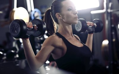 GO TO THE NEAREST WOMEN'S GYM TO STRENGTH TRAIN – YOUR BODY WILL THANK YOU FOR IT