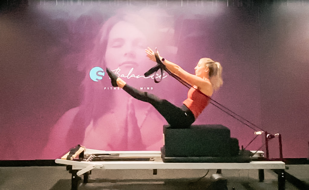 5 Reasons You Should Try Reformer Pilates Today!