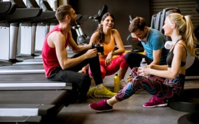 WHY A GYM CAN BE A GATEWAY TO SOCIALISING