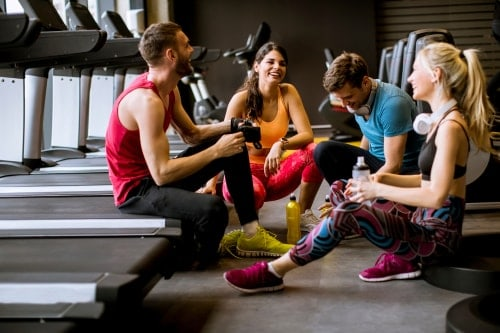 group fitness classes perth